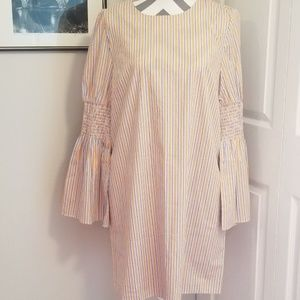 NWT Anthropologie Maeve Striped Dress